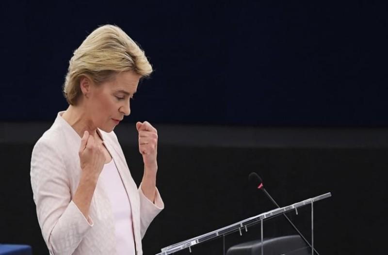 Κομισιόν: Εξελέγη πρόεδρος η Ούρσουλα φον ντερ Λάιεν!