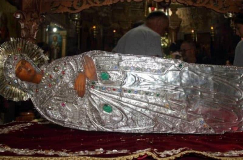 Εκεί βρίσκεται ο τάφος της Παναγίας! Το γνωρίζατε;