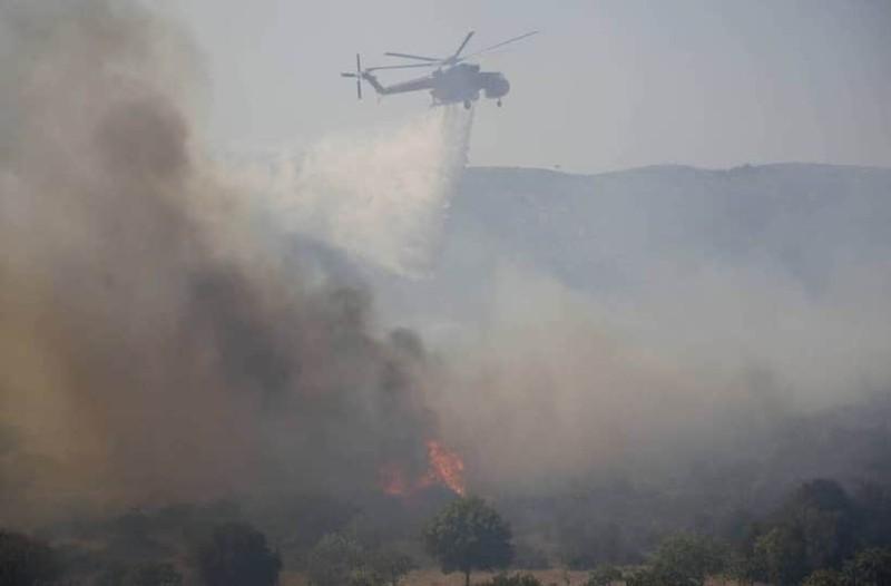 Σε συναγερμό αύριο η μισή Ελλάδα: Κίνδυνος πυρκαγιάς! (photo)