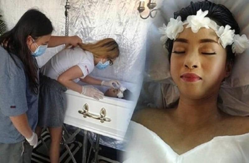 20χρονη που πέθανε από καρκίνο ευχήθηκε να «πεθάνει όμορφη» και η οικογένεια της έκανε κάτι εκπληκτικό! (Video)