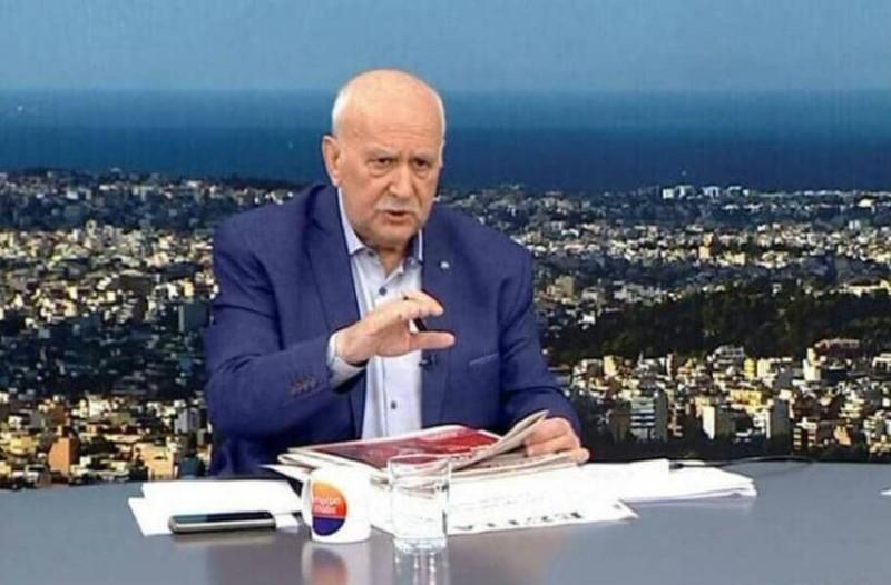 Λύγισε μπροστά στον θάνατο ο Γιώργος Παπαδάκης!