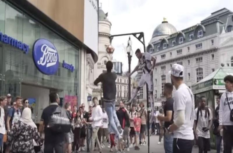 Ποιος μπορεί να πηδήξει πιο ψηλά από τον Κριστιάνο Ρονάλντο; (Video)
