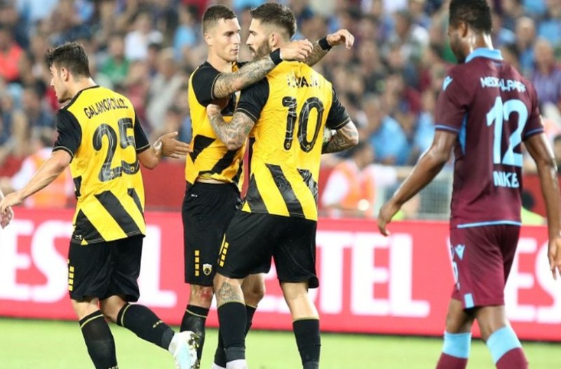Europa League: Άγγιξε το θαύμα η ΑΕΚ!