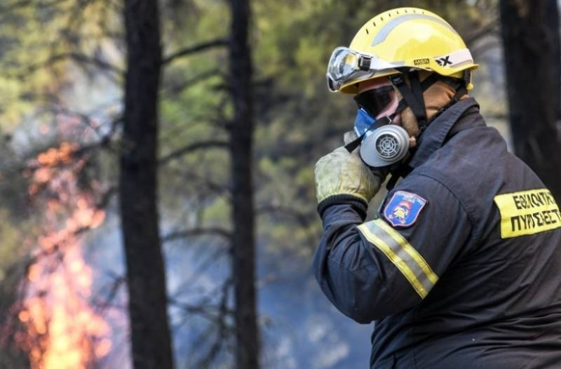Υψηλός κίνδυνος πυρκαγιάς την Πέμπτη: Ποιες περιοχές βρίσκονται στο «κόκκινο»;