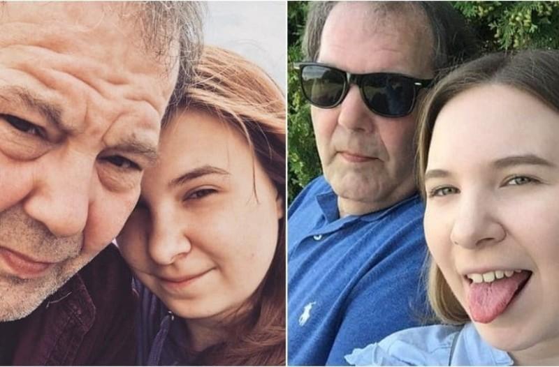 Ειναι 19 και αυτός 58! Είναι ήδη 3 χρόνια μαζί και λένε ότι τους πειράζει που τους κοιτάνε περίεργα στον δρόμο!