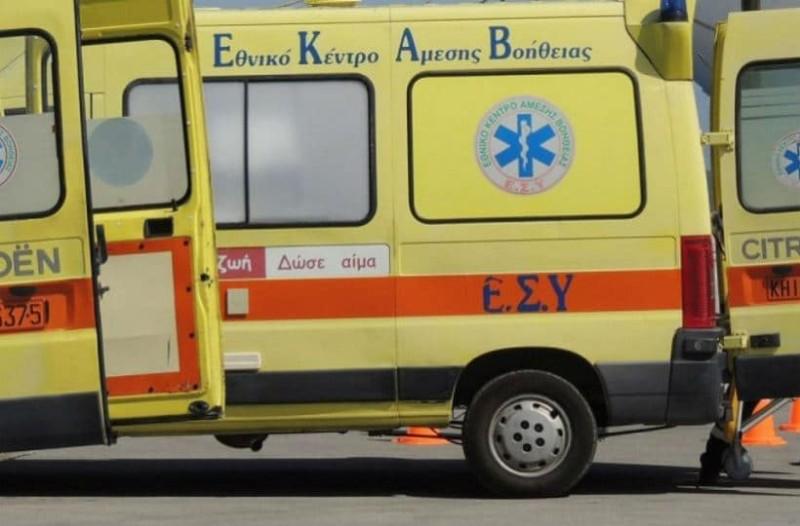 Ροδόπη: 20χρονος οδηγός καρφώθηκε σε κολώνα της ΔΕΗ!