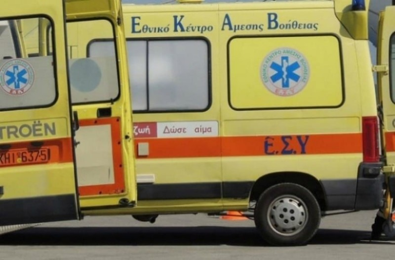 Τροχαίο ατύχημα στον Κηφισό: Τρεις τραυματίες!
