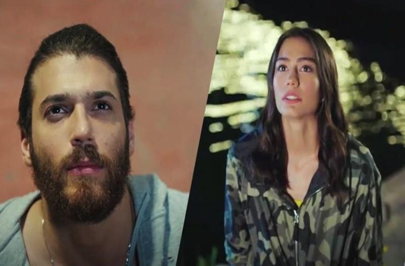 Φτερωτός Θεός: Επιτέλους Σανέμ και Τζαν περνάνε μια νύχτα μαζί!
