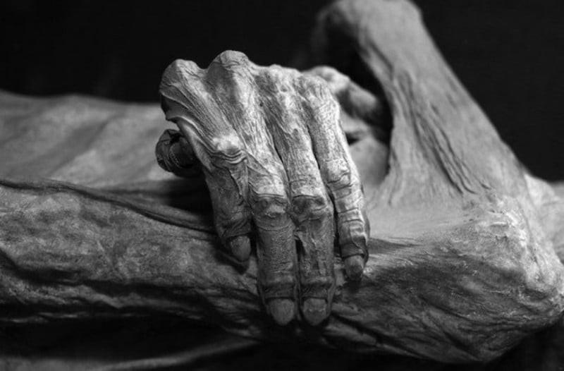Το σώμα σου ξέρει πότε ο θάνατος είναι κοντά, και όλα ξεκινούν από ...