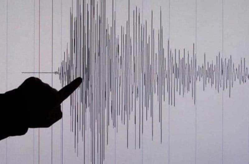Ίσχυρός σεισμός