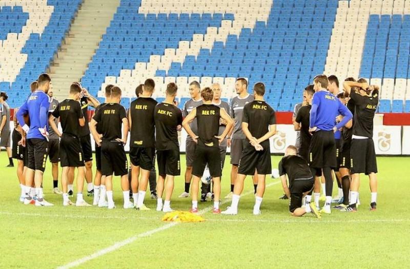 Europa League: Ποια Τράμπζονσπορ; ΑΕΚ είσαι!
