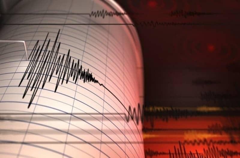 Ισχυρός σεισμός στην Κέρκυρα!