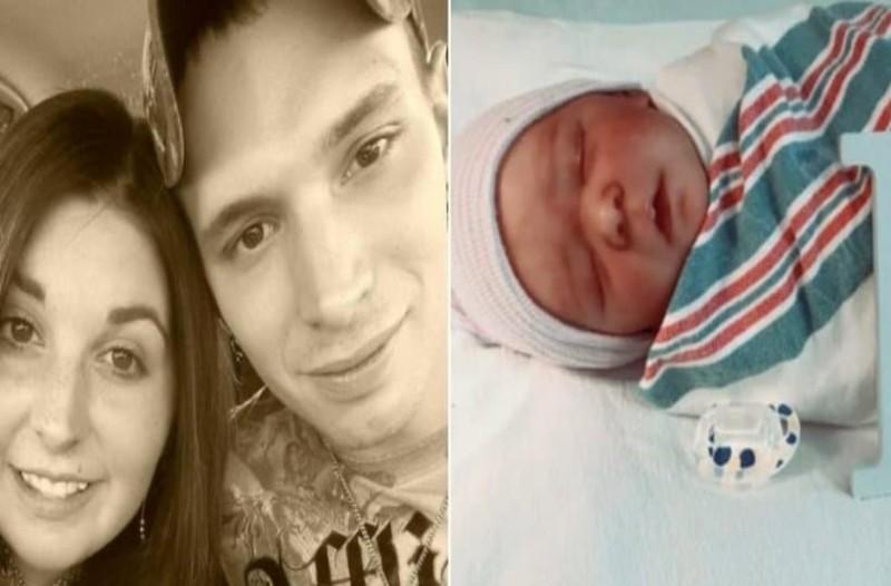Φρίκη: Ζευγάρι σκηνοθέτησε τη γέννηση και τον θάνατο του μωρού τους! (photos)
