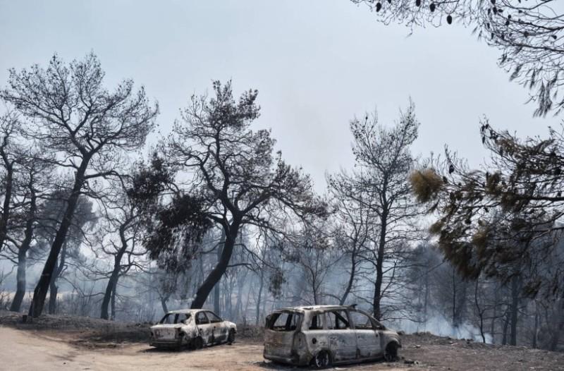 Φωτιά στην Εύβοια: Οι Αρχές ζητούν άρση του τηλεφωνικού απορρήτου!