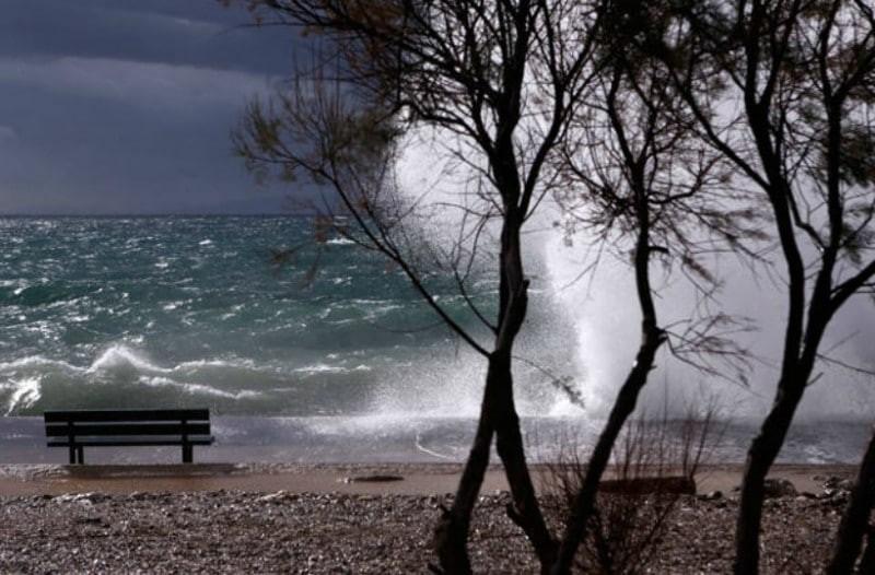 Έκτακτο δελτίο καιρού: Έρχονται θυελλώδης άνεμοι στο Αιγαίο!