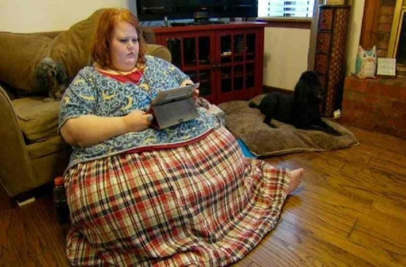Γυναίκα χάνει 206 κιλά: Να πώς δείχνει σήμερα μετά από μια θαυματουργή μεταμόρφωση!