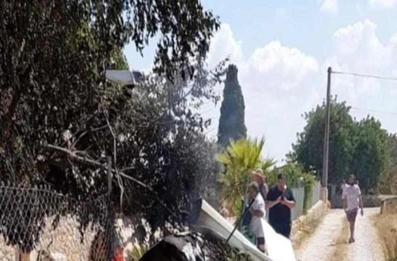 Ισπανία: Ελικόπτερο συγκρούστηκε με αεροπλάνο! Πέντε νεκροί! (photos)