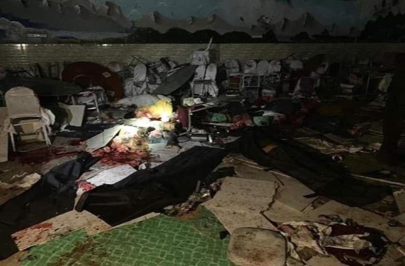 Σφαγή σε γαμήλιο πάρτι στην Καμπούλ: Τουλάχιστον 63 νεκροί και 182 τραυματίες από επίθεση καμικάζι! (photo-video)