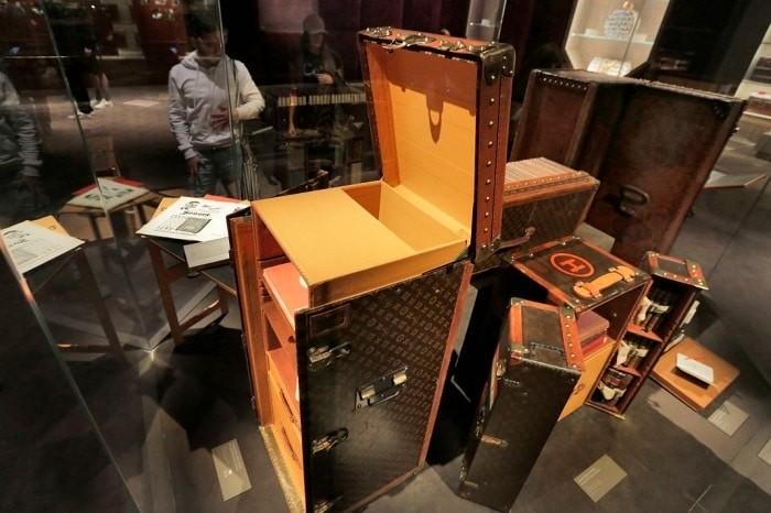 Louis Vuitton: Ο βιοπαλαιστής