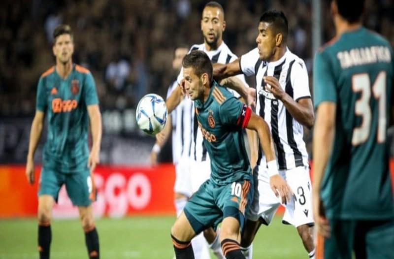 Προκριματικά Champions League: Με πάθος για το θαύμα ο ΠΑΟΚ κόντρα στον Αγιαξ!