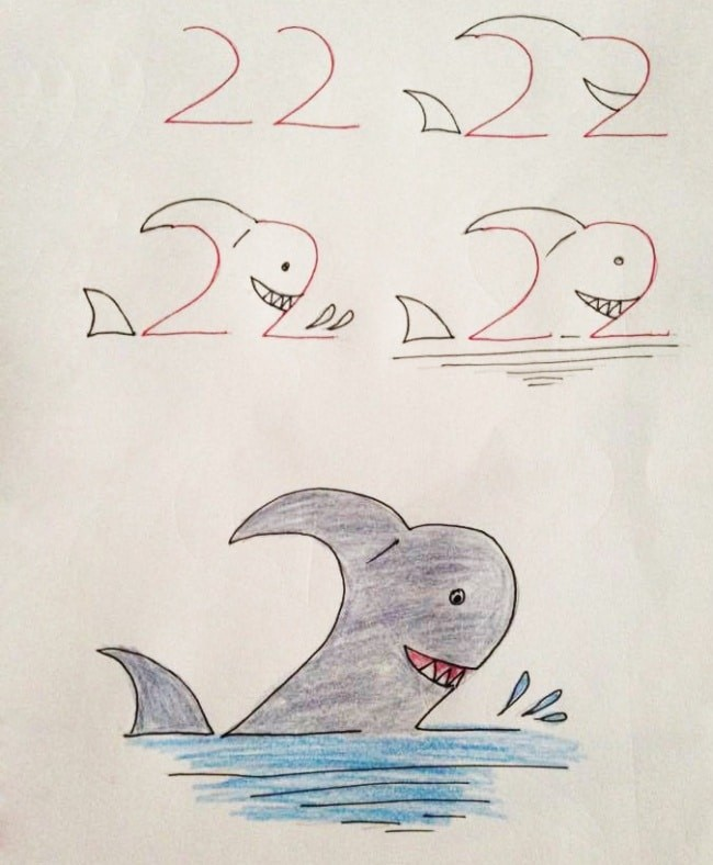 Πως να μάθετε στο παιδί σας να ζωγραφίζει χρησιμοποιώντας αριθμούς! -  Παιδεία - Athens magazine