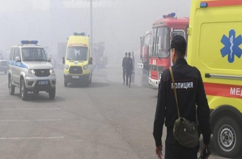 Φονική έκρηξη στη Ρωσία!  Φλέγεται στρατιωτική βάση:  Δύο νεκροί, 15 τραυματίες!