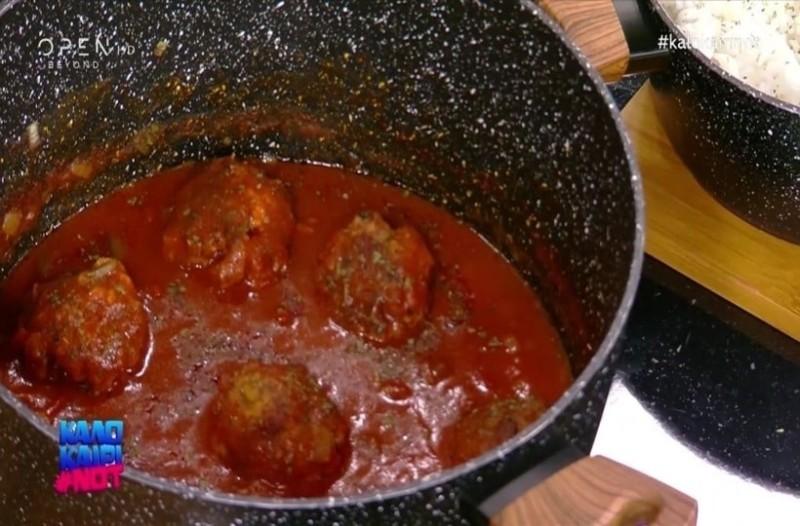 Η απόλυτη συνταγή για σπετσοφάι! (Video)