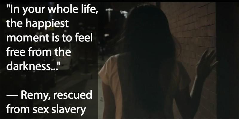 Στα 10 της τη βίασε ο θείος της! Στα 12 την ανάγκαζαν να κοιμάται με άντρες για 50 ευρώ! Σήμερα όμως, μας λέει την ιστορία της!