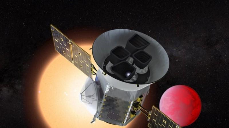 Nasa εξωπλανήτης