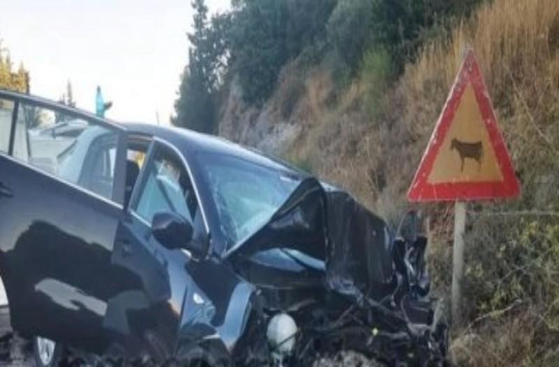Τραγωδία στην Κρήτη: Μια νεκρή και 3 τουλάχιστον τραυματίες σε τροχαίο!