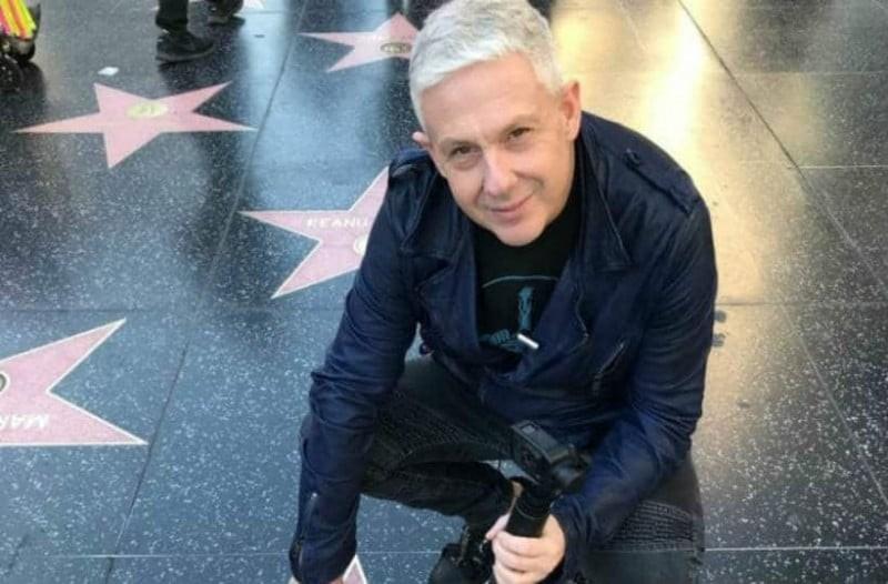 ''Εικόνες'': 9+1 κορυφαίες στιγμές από το ταξίδι του Τάσου Δούση στο Λος Άτζελες!