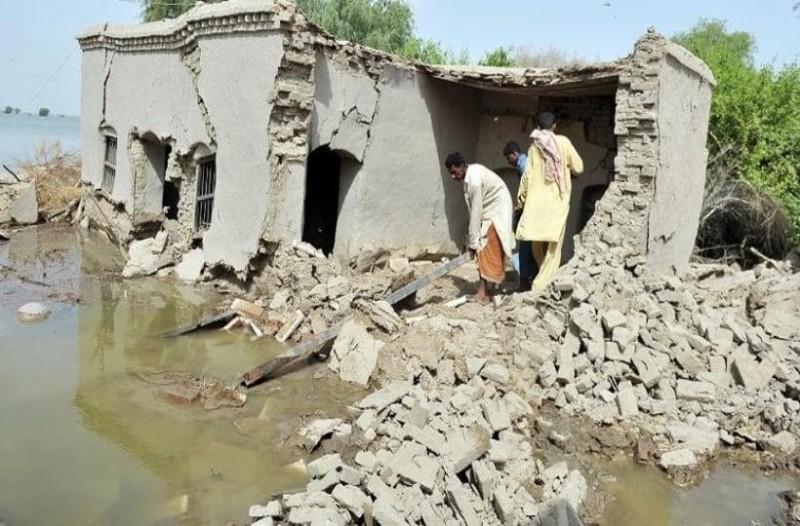 Ισχυρή σεισμική δόνηση 5,7 ρίχτερ στο Πακιστάν!