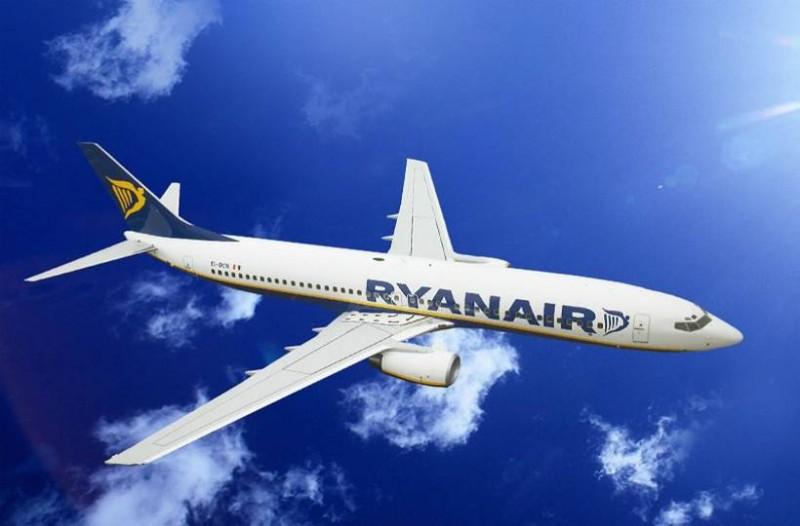 Τρελή ευκαιρία από Ryanair: Με 10 ευρώ σε αγαπημένο προορισμό του εξωτερικού!