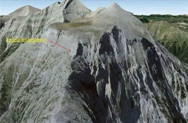 Με κρανιοεγκεφαλικές κακώσεις ανασύρθηκε ο ανήλικος ορειβάτης στον Όλυμπο!