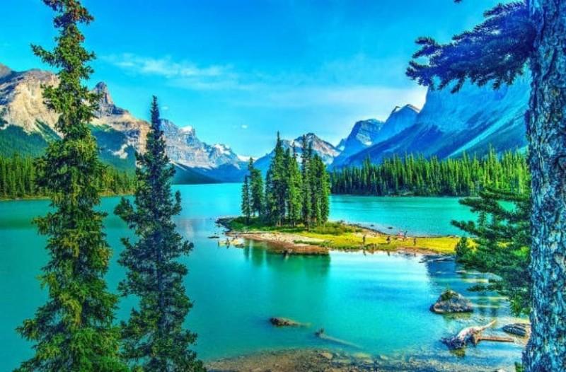 Εντυπωσιακό:  Δύο ελληνικές λίμνες ανάμεσα στις καλύτερες του κόσμου!