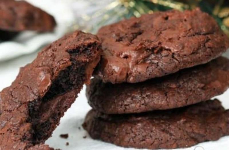 Τα τέλεια cookies με διπλή σοκολάτα!