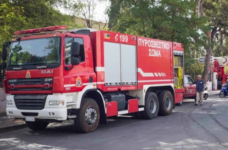 Πάτρα: Συναγερμός για φωτιά στο κέντρο της πόλης!