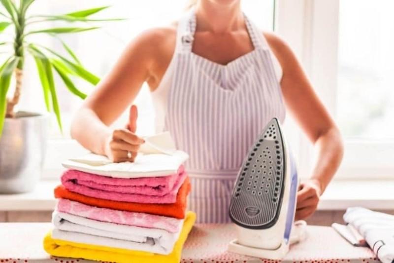 Ένα tip που θα σας γλιτώσει πολύ χρόνο απ' το σιδέρωμα