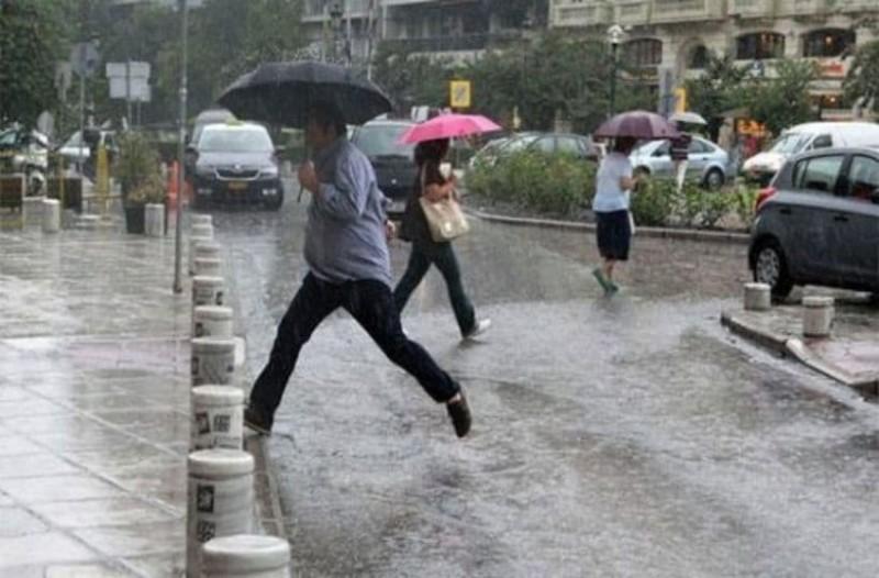Έκτακτο δελτίο καιρού: Έρχονται ισχυρές καταιγίδες τις επόμενες ώρες! Που θα «χτυπήσει» η κακοκαιρία;