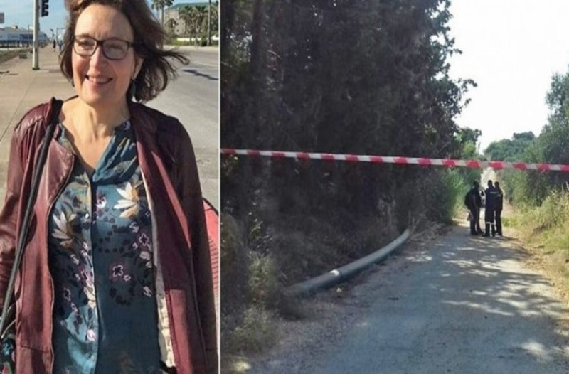 Σοκάρει η απολογία του καθ'ομολογίαν δράστη της δολοφονίας της 60χρονης βιολόγου στην Κρήτη! (Video)