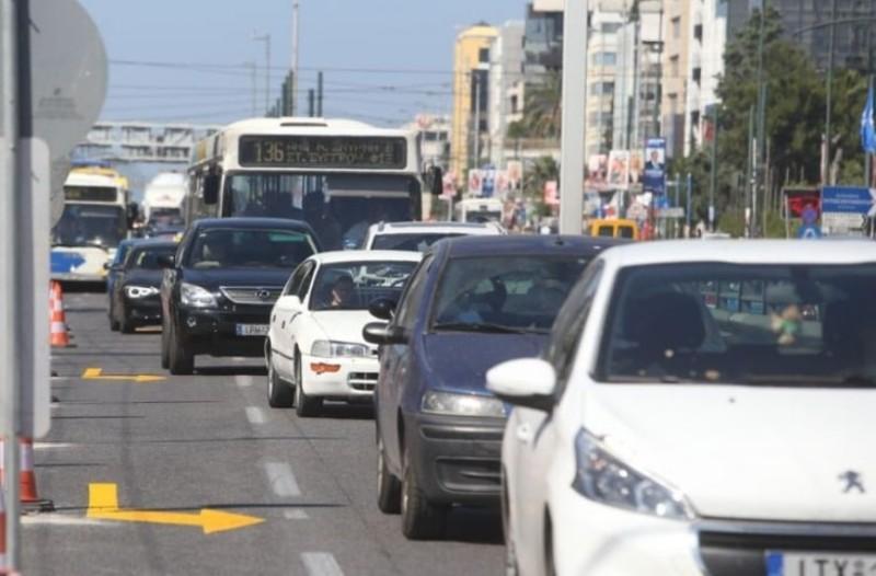 Κυκλοφοριακό κομφούζιο στον Κηφισό λόγω τροχαίου! Πού εντοπίζονται προβλήματα;
