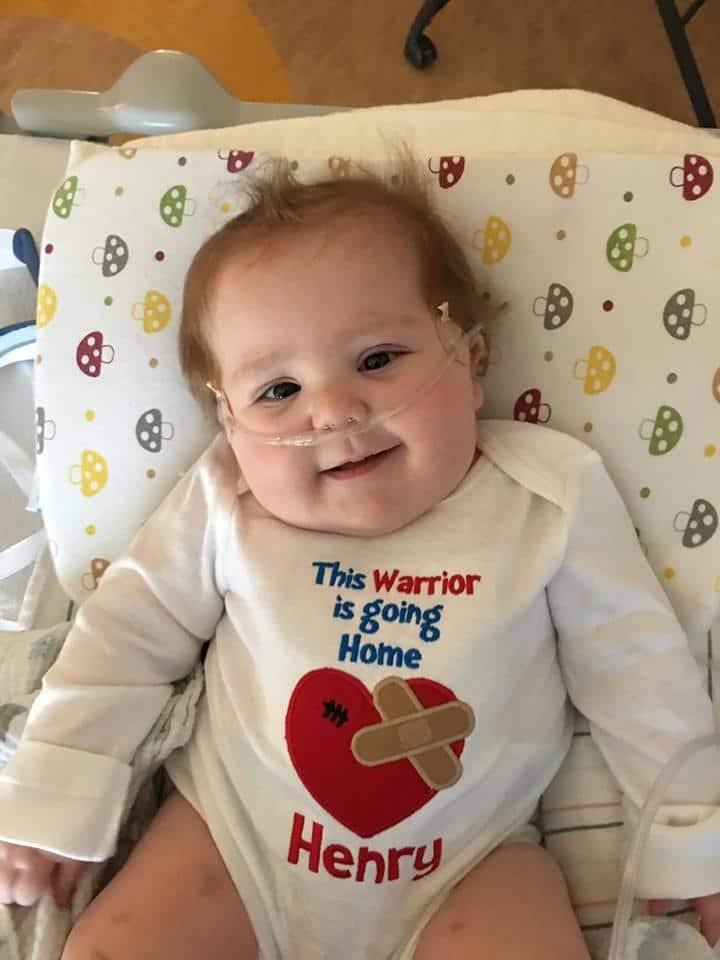 Μωρό μεταμόσχευση