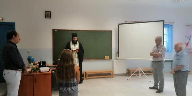 Μία μόνο μαθήτρια στο Δημοτικό της Νάξου
