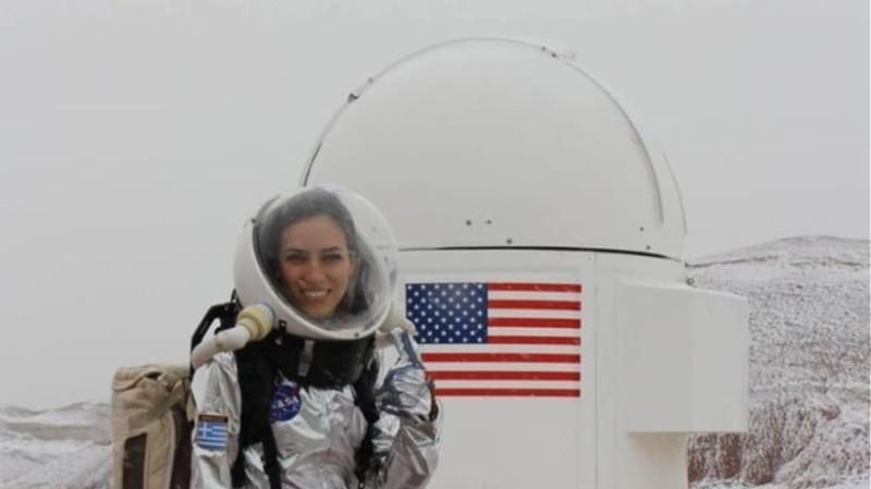 Τα μυστικά της υπόθεσης για την επιστήμονα της NASA, Ελένη Αντωνοπούλου!