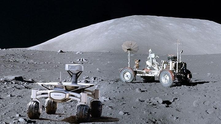 NASA Σελήνη