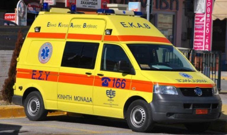 Αυτοκίνητο αναποδογύρισε στην Κόρινθο: Τραυματίας ο οδηγός!