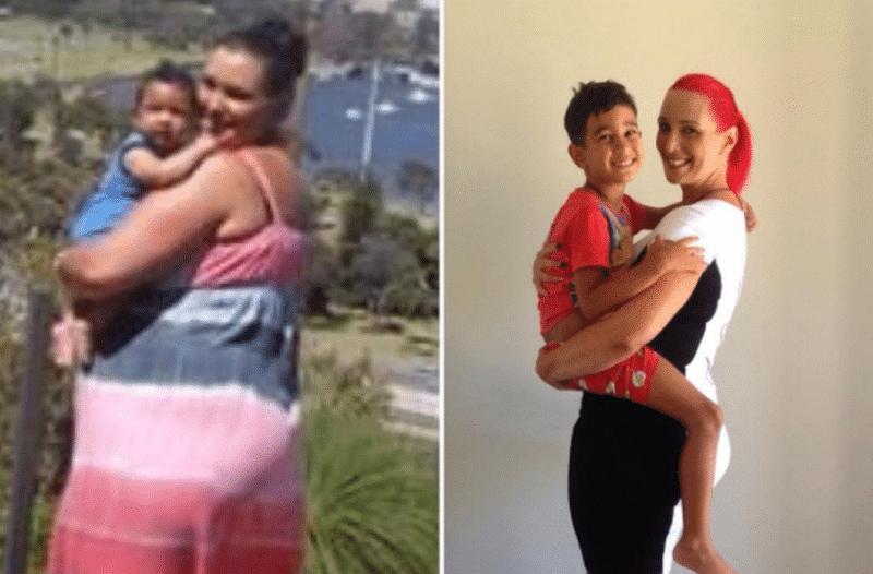 Απίστευτη αλλαγή: Έχασε 70 κιλά κόβοντας μόλις 4 τρόφιμα από την διατροφή της!
