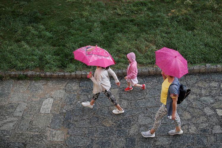 Φθινοπωρινό το σκηνικό του καιρού: Που θα βρέξει;