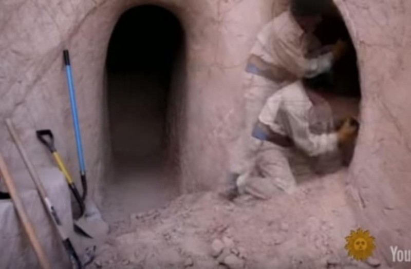 Απομονώθηκε σε μία έρημο και 25 χρόνια αργότερα, βρήκαν αυτό!