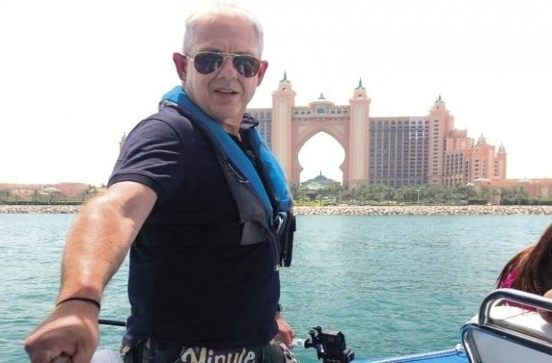 Ο Τάσος Δούσης μας πάει στο Μπουρτζ Αλ Αράμπ, το  μοναδικό επτάστερο ξενοδοχείο στον κόσμο!